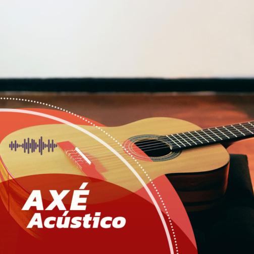 gravar música online - Axé Acústico