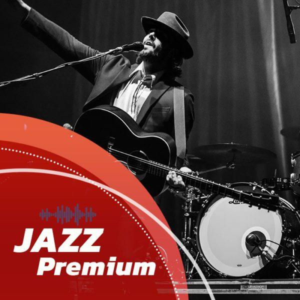 gravar música online - Jazz Premium