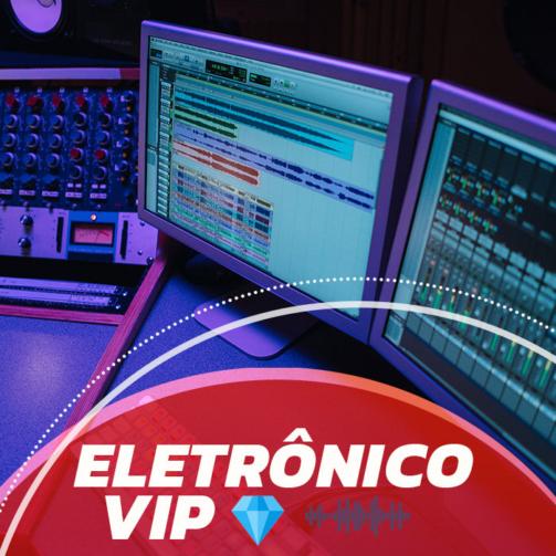 gravar música online - Eletrônico Vip