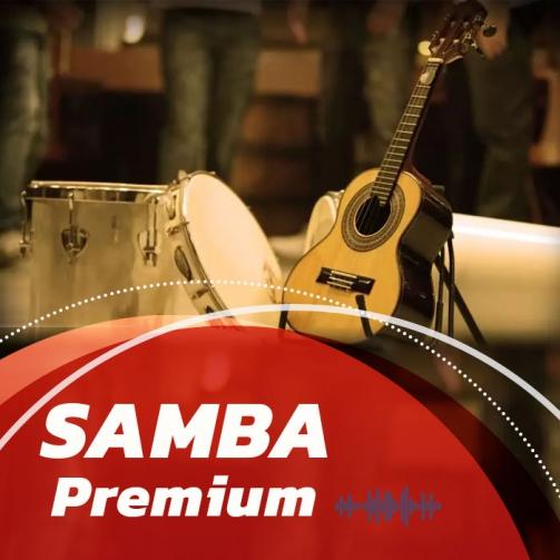 gravar música online - Samba Premium