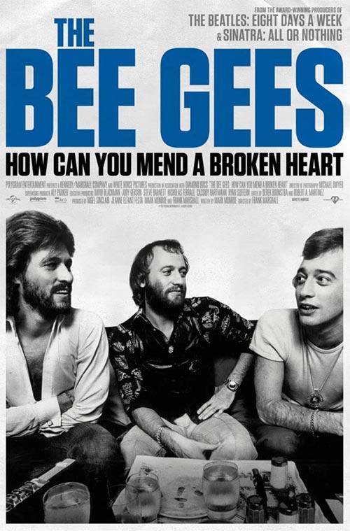 bee gees documentarios musicais